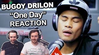 """Bugoy Drilon - One Day"" Singers Reaction"