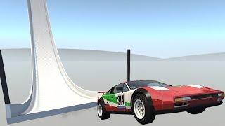 BeamNG.drive - Ski Jumping