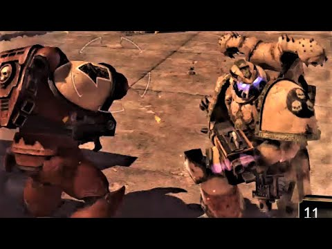 Space Marines vs Slaves of CHAOS - Warhammer 40K: Space Marine   Multiplayer 2020  