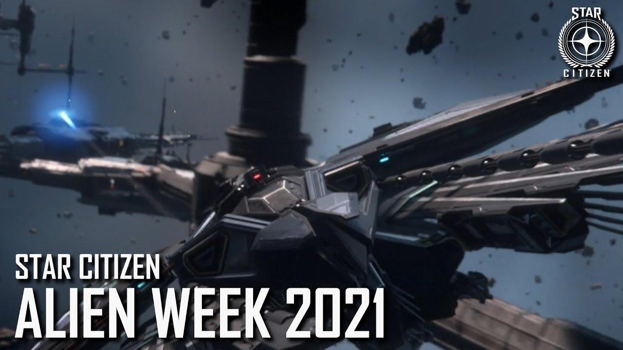 Star Citizen: Alien Week 2021