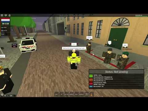 Roblox NLD - Politie Patrol #1