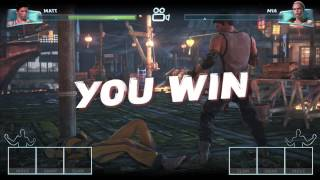 Fighter Within - Arcade Mode - Xbox One Fitness