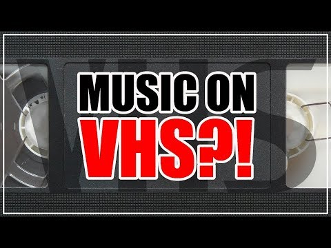 Music on VHS?! - Vinyl, CD & Cassette Communities