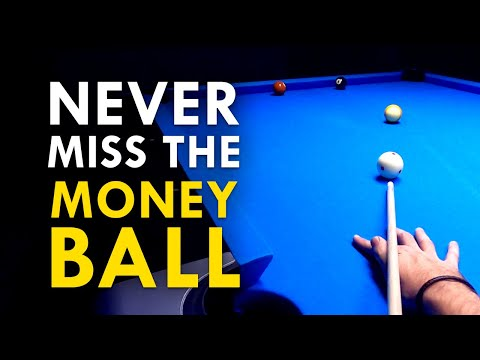 How To Never Miss The Money Ball - Drill & GoPro Lesson