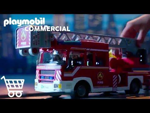 PLAYMOBIL | Feuerwehr (deutsch) | TV Spot