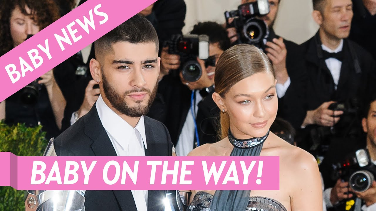 Gigi Hadid pregnant, expecting a baby with boyfriend Zayn Malik
