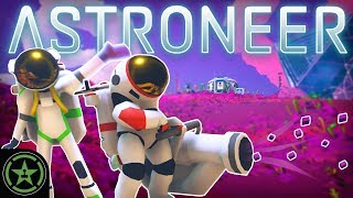 THE MOST BRITISH PLANET - Astroneer | Let's Play