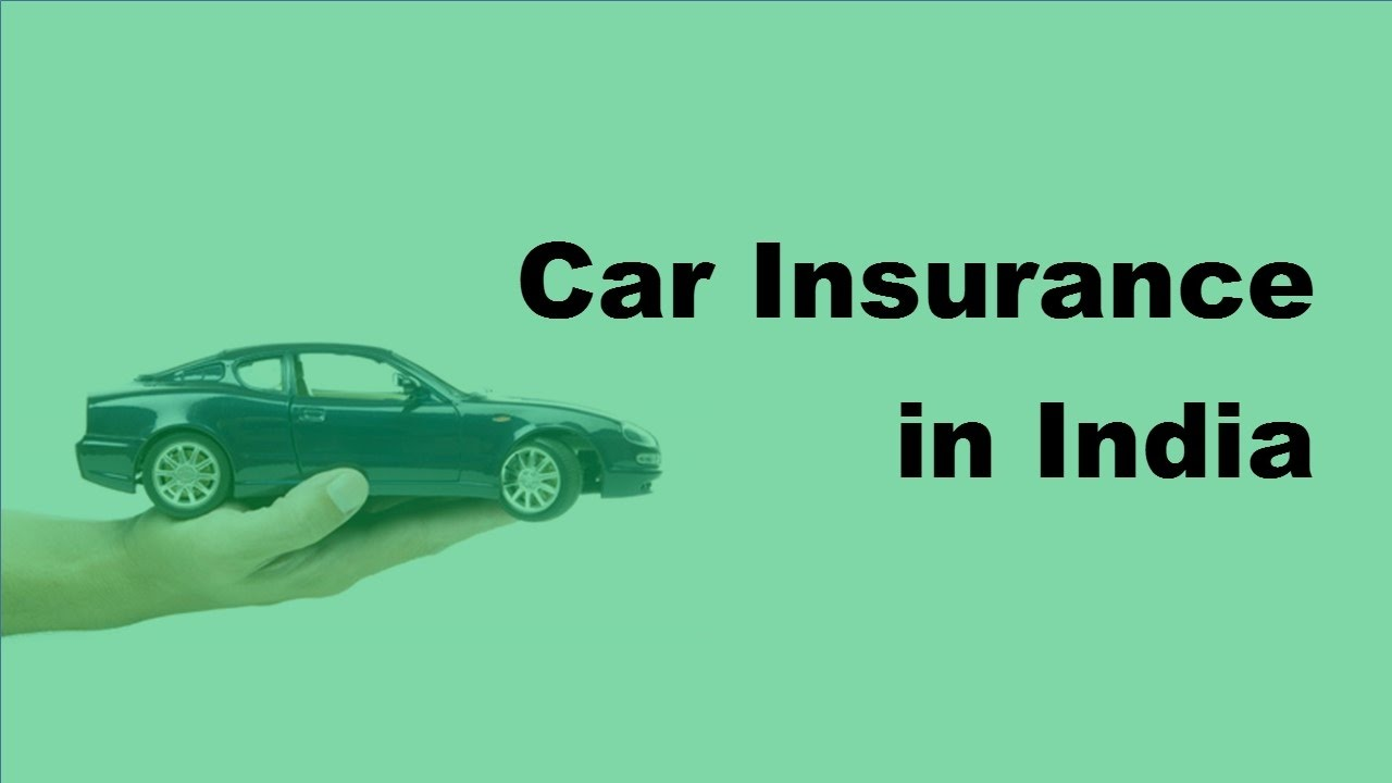 2017 Car Insurance In India Vehicle Insurance Guide Youtube