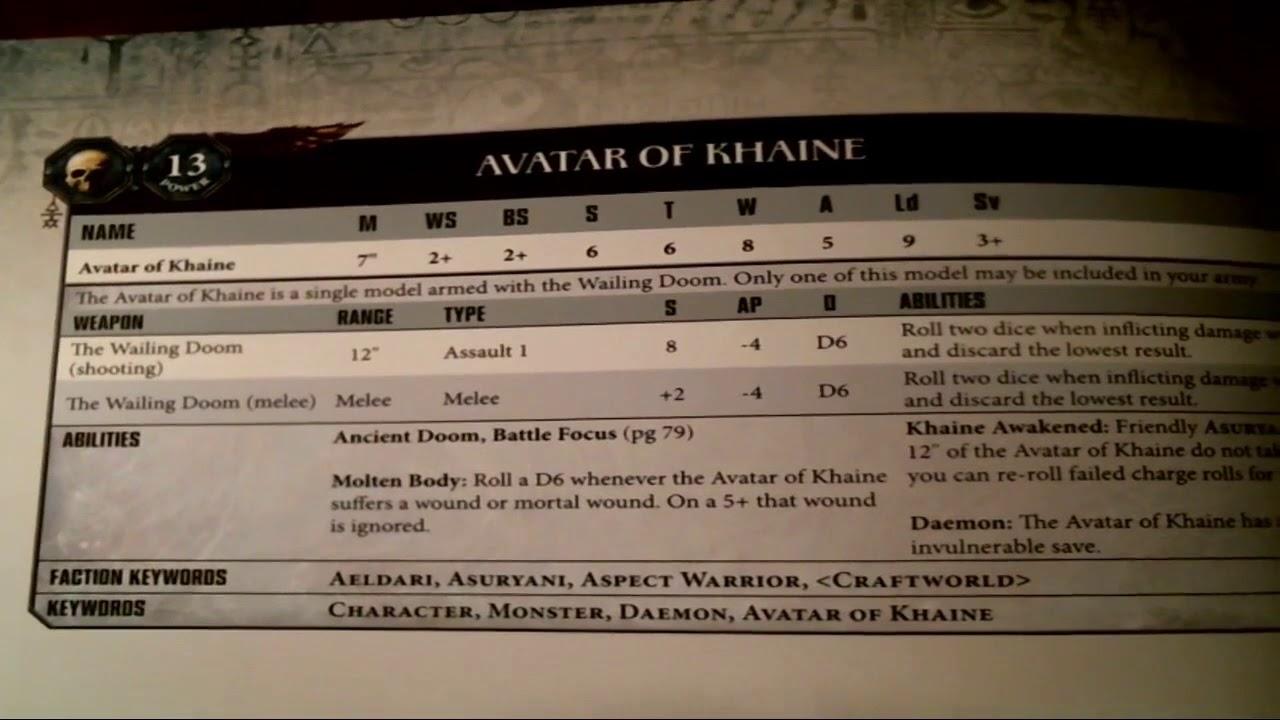 Miniatures, War Games 40K Miniatures TAU EMPIRE Datacards