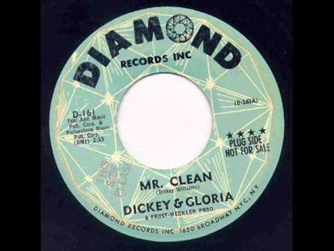 Dickie & Gloria - Mr Clean.