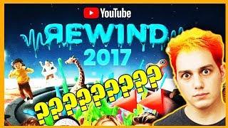 Youtube Rewind 2017 - Lasercorn and Sohinki React! [Am I Trending It Right?]