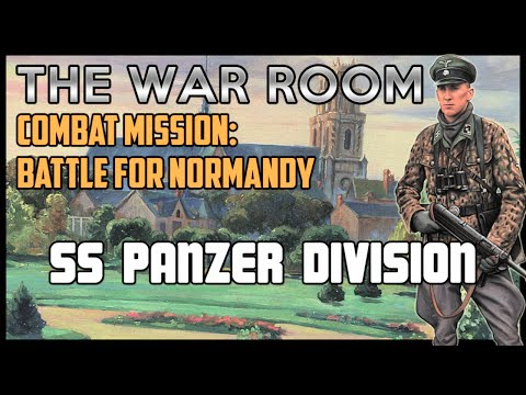 SS Panzer Division - Combat Mission: Battle for Normandy