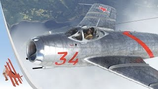 War Thunder Jets Gameplay - MiGnificent