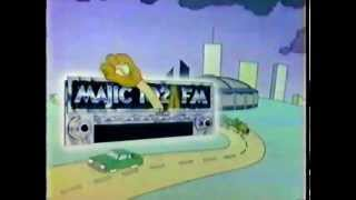 TV Commercial for MAJIC 102 FM Houston (1982)