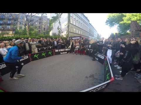 Ilyas Touba and Jack Downer goes to Copenhagen