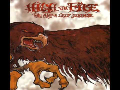 High on fire blood from zion