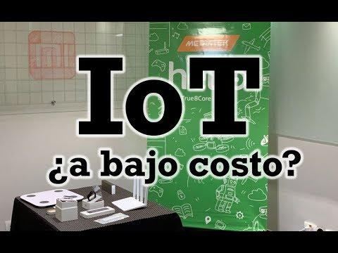 El Internet de las Cosas (IoT) no es sólo para ricos!   TECHcetera