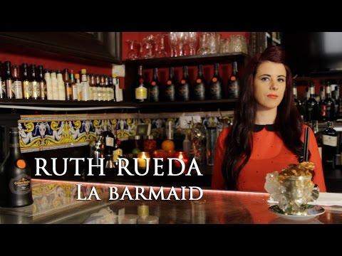 Ruth Rueda - La Barmaid | Cardenal Mendoza Ángelus Cocktail Club