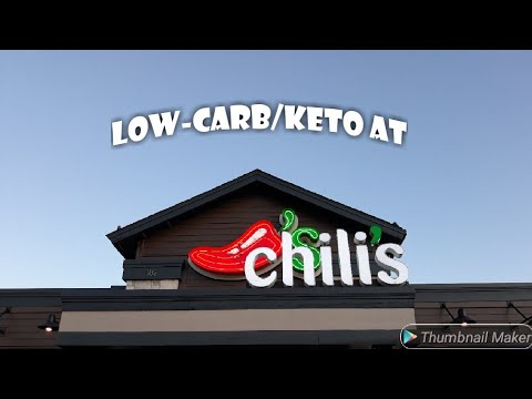KETO / Low-Carb Meal at Chili's ��