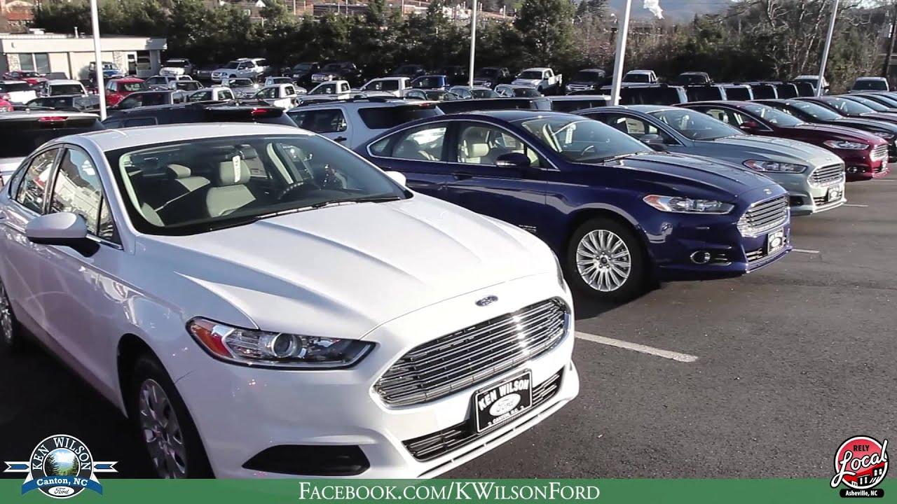 Asheville Car Dealerships >> Ken Wilson Ford Asheville Area Car Dealership