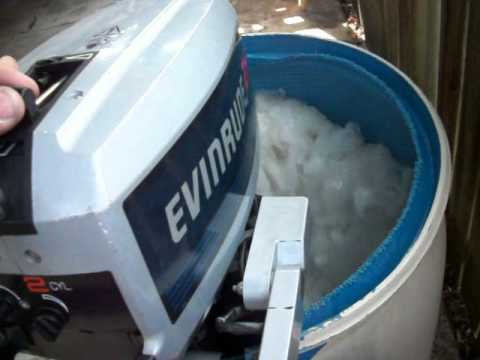 1990 39 s evinrude 2 stroke outboard boat motor youtube. Black Bedroom Furniture Sets. Home Design Ideas