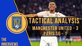 PSG vs Manchester United 1-3 | Tactical Analysis | How Solskjaer's Tactics Knocked PSG Out Of Europe