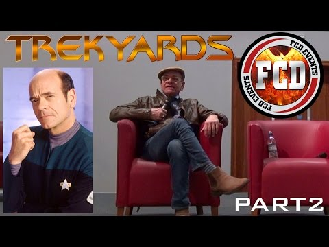 Robert Picardo Talk (Part 2) - FCD 2.0