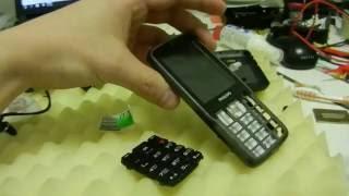 мобильный телефон Philips E181 ремонт