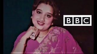Naheed Akhtar - Rare BBC Interview 'Famous Pakistani Playback Singer Of 70's and 80's