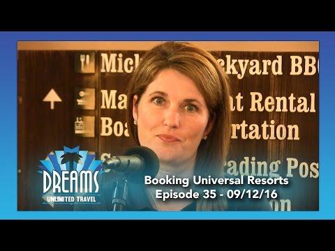 Choosing a Universal Orlando Resort Hotel | 09/12/16