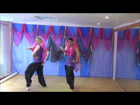 Kadar Remix|Mankirt Aulakh|Choreography|Bhangra|Anita & Georgia