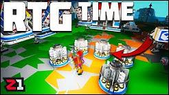 Building the RTG ! Astroneer Summer Update Ep 11 | Z1 Gaming