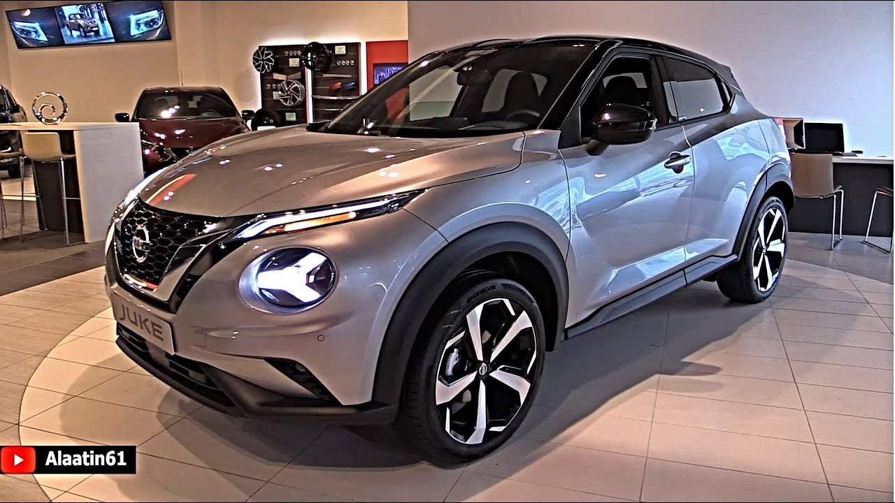 The 2020 Nissan Juke Is Now A Beautifull Crossover Coupe New Juke Full Review Nissan Youtube