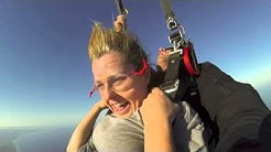 Nicole Schumann at Coastal Skydive