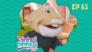 Pinheirinhos TV | Episódio 63 | IPP TV | Programa na íntegra