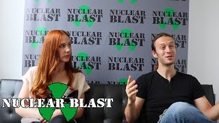 EPICA - Mark & Simone's Intro to Metal (OFFICIAL INTERVIEW)