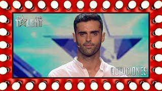 Hipnotiza al jurado con su '90 minutos' de India Martínez | Audiciones 1 | Got Talent España 2018