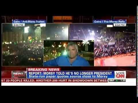 Breaking: Mohamed Morsi No Longer President of Egypt!