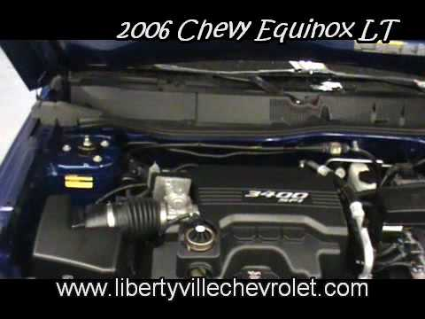 hqdefault 2006 chevy equinox lt youtube Tractor Starter Wiring Diagram at gsmx.co