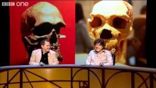 Spot The Neanderthal - QI Series 8 Episode 4 Humans Preview - BBC One