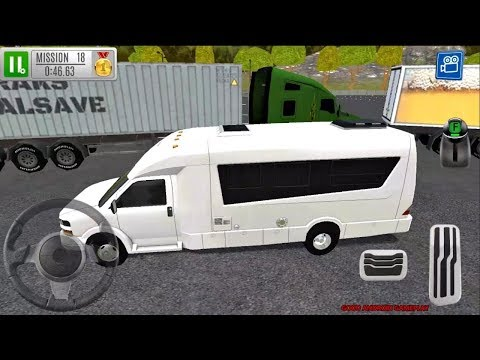 Gas Station 2 : Highway Service - New Vehicle CAMPER VAN Unlocked Android GamePlay FHD