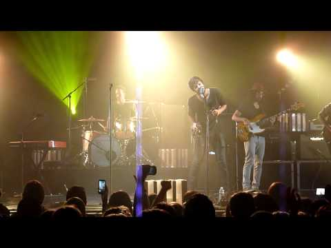 Young The Giant - 12 Fingers At The Wiltern 2/12/12 (HD)