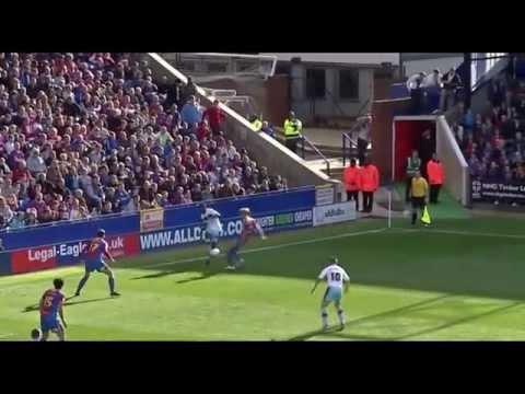 Crystal Palace 4-3 Burnley - October 2012