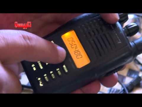 طريقة زيادة مجال التردد في لاسلكي من نوع Weierwei Vev 3288s Youtube