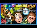 Mario Kart Wii - Rate That Custom Track #24 ~ Funky Donkey!