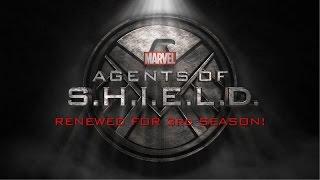 Agents of S.H.I.E.L.D  (сериал, 3 сезон, 2015). Трейлер HD.