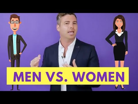 MEN VS. WOMEN: Why Your Boyfriend is Not Your Girlfriend