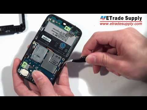 HTC Status/ChaCha Take Apart/ Tear Down/ Disassembly Video