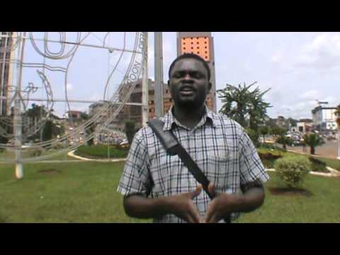 Mr. Kouyang Alain´s interview in Yaounde-Cameroon