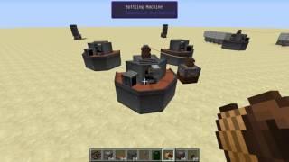 Bottling Machine (заполнитель) в Immersive Engineering